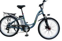 Woman Electric Bike City E Bike