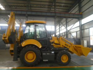 Yineng Backhoe Loader Wz30-25 Wheel Laoder pictures & photos