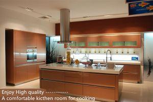 Hot Sale Lacquer Kitchen Cabinet pictures & photos