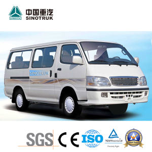 Top Quality Haice Modle Mini Bus of 16 Seats