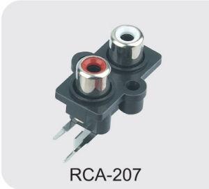RCA Jack/AV Jack (RCA-207) pictures & photos