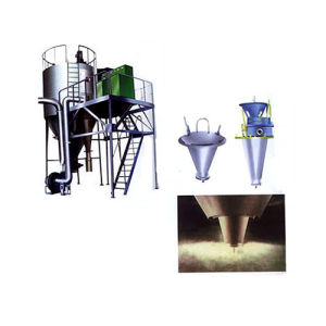 LPG-50 Centrifugal Spray Drying Machine for Pharmaceuticals pictures & photos