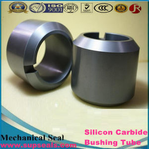 High Hardness Ssic Rbsic Ceramic Bushing Axle Sleeve pictures & photos