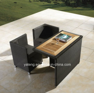 Outdoor Teak Furniture Garden Lover Set &Beach&Living Room (YT233-1) pictures & photos
