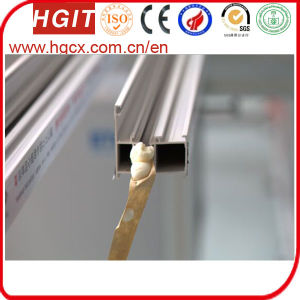 Paper Strip Feeding Foaming Machine for PVC Profile pictures & photos