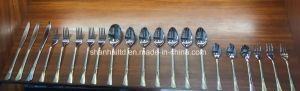 Stainless Steel Cutlery Set 083 pictures & photos