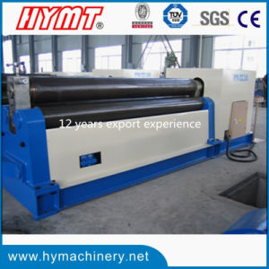 W11-12X3200 Mechanical Type 3 Rollers Steel Plate Bending Machine pictures & photos