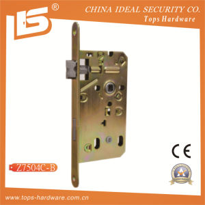 High Quality Mortise Lock Body (Z7504C-B) pictures & photos