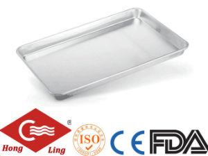 400*600*50 mm Hot Sale Standard Aluminum Baking Tray/1.0 mm Aluminum Baking Pan pictures & photos