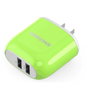 Portable Fast Charge (IQ) 17W 3.4A USB Charger
