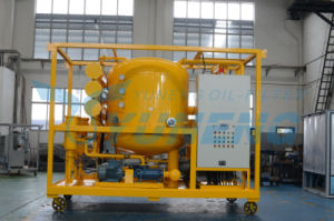 Vacuum Transformer Oil Filtration Plant with High Efficiency pictures & photos