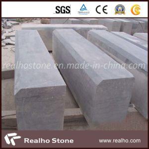 Honed Surface Blue Limestone Kerstone