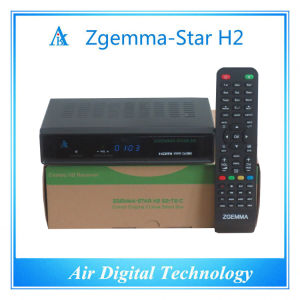 Zgemma-Star H2 HD DVB T DVB T2 + DVB S2 pictures & photos