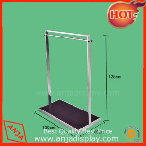 Floor Clothing Display Racks for Shop pictures & photos