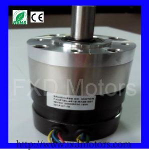 24V 60mm Dimeter BLDC Motor with CE RoHS Certification pictures & photos