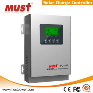 Fan Cool 12V 24V 36V 48V MPPT Solar Charge Controller 45A 60A pictures & photos