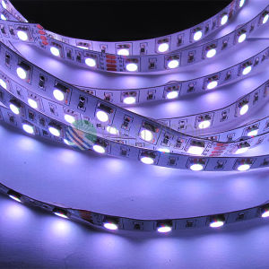 High Lumen SMD 5050 RGB LED Strip 60LEDs/M pictures & photos