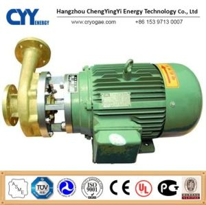 High Quality and Low Price Horizontal Cryogenic Liquid Transfer Oxygen Nitrogen Coolant Oil Centrifugal Pump pictures & photos