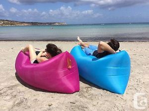 2016 Hottest Promotion Gift Quick Inflatable Air Bean Bag Lay Bag pictures & photos