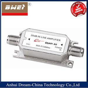 Inline Amplifier (Satellite In-line Amplifier, Amplifier) pictures & photos