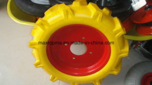 400-8 R1 Pattern Tubeless Tyre PU Foam Wheel pictures & photos