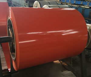 Prepainted Galvanized/PPGI, PPGL, Printed Color Steel Coil for Roofing Materials pictures & photos