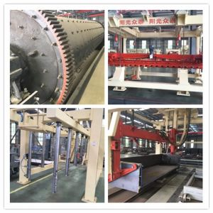 Fly Ash AAC Block Machine/Sand AAC Block Machine with After-Sale Service pictures & photos