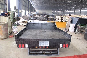 Steel Truck Deck with Powder Coated pictures & photos