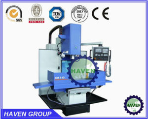 Xk Series Universal Turret Nc Milling Machine, CNC Milling Machine pictures & photos