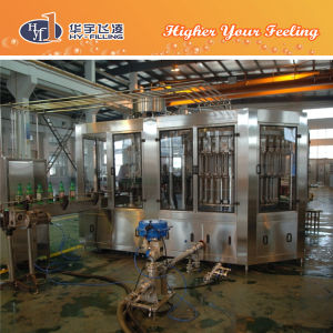Hy-Filling Pet Bottle Non-Achol Beer Filling Machine pictures & photos