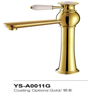 Bathroom Rose Single Handle Basin Mixer pictures & photos