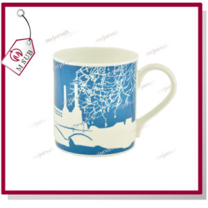 8oz Sublimation Coated Personalized Print Bone China Mug pictures & photos