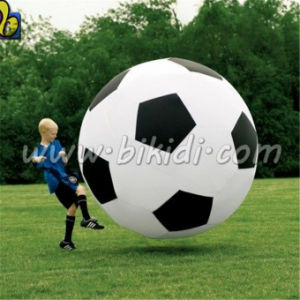 Air Tight Gaint Inflatable Soccer Ball, New Design Inflatable Soccer Beach Ball D3053 pictures & photos