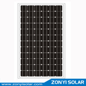 CE& TUV Monocrystalline Silicon Solar Panel (180W-190W-200W) pictures & photos