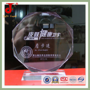 Sandblest Logo Glass Trophy Jd-CT-427 pictures & photos