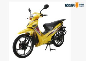 17′′big Tire Cub-Type Electric Motorcycles 1.5kw Long Range E-Scooter Pedal or No Pedal pictures & photos