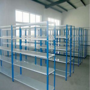Light Duty Industrial Warehouse Storage Metal Rivet Racking pictures & photos