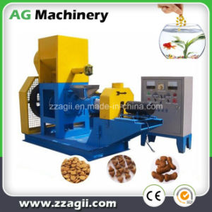 Agii Floating Fish Feed Extruder Fish Feed Machine Manufacturer pictures & photos