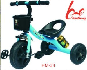 2017 Kids Tricycle Baby 3 Wheels Bicycle in Pakistan pictures & photos