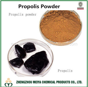 Hot Sale Natural Bee Propolis Powder with Flavonoid 10%-50% pictures & photos