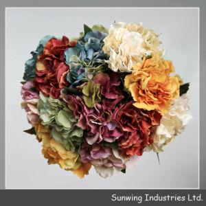 Wedding Decoration Artificial Foam Flower Arrangements for Hotels pictures & photos