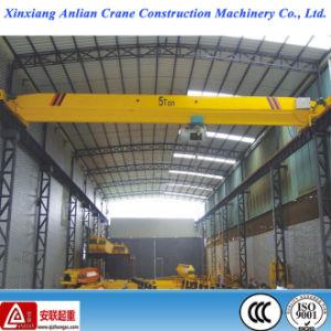 Workshop Electric Single Girder Overhead Crane 20t pictures & photos