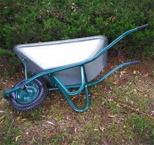 Good Quality Construction Metal Wheelbarrow pictures & photos