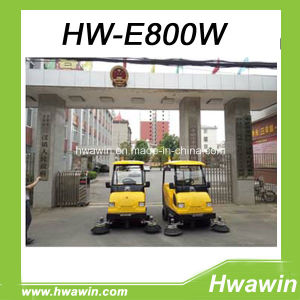 University, Property, Factory, Parking Lot Electric Road Cleaning Sweeper Machine pictures & photos