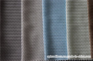 Polyester Jacquard Upholstery Curtain Window Woven Fabric pictures & photos