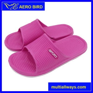 Basic Style Indoor Unisex EVA Injection Slippers pictures & photos