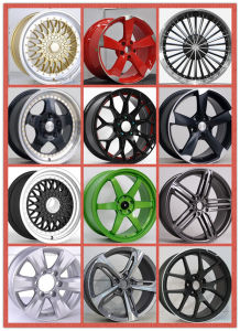 "High Quality 17"", 18"", 19"", 20""21 22 Replica Alloy Wheels for Audi Bwm Bzen and Ect pictures & photos"