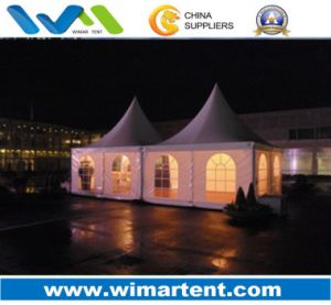4X4m White Gazebo Tent for Party and Festival pictures & photos