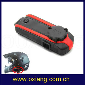 Hot Sale Motorbike Intercom Headset Motorcycle Helmet with GPS and MP3 pictures & photos