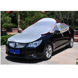 China New Design Outdoor Car Covers China Car Cover Half Car Cover